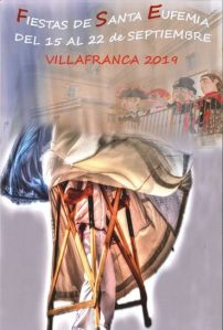 fiestas villafranca 2019