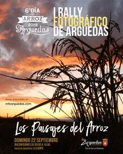 Rally fotográfico en Arguedas 2019