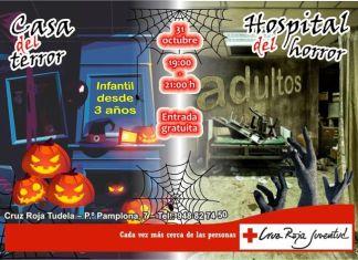 Halloween Cruz Roja Tudela