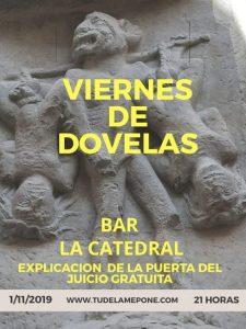 La puerta del juicio, Tudela, bar La Catedral