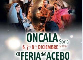 Feria del Acebo 2019 en Oncala