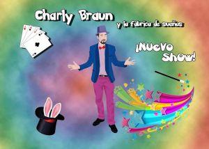 Espectáculo de magia con Charly Braun