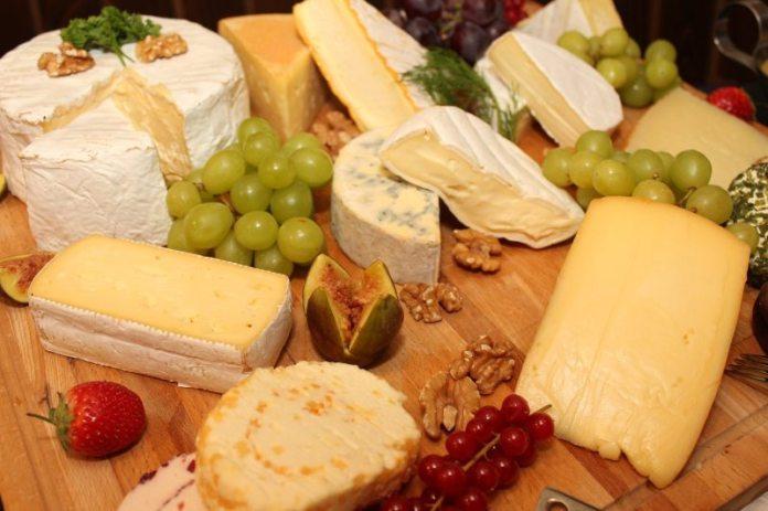 Tabla de quesos. Recetas aprovechamiento