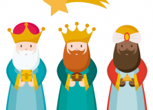cabalgata de Reyes de Castejón