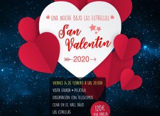 San Valentín bajo las estrellas en el Planetario de Aragón