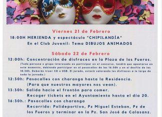 carnaval en buñuel