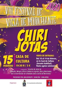 Chirijotas Murchante
