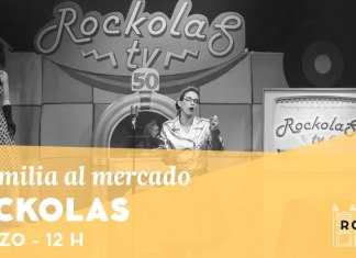 Los Rockolas, espectáculo rock familiar