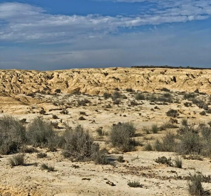Desierto de Bardenas Reales