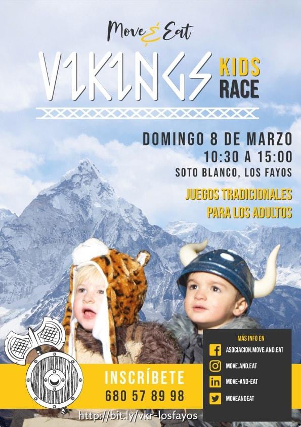 VIKINGS KING RACE LOS FAYOS