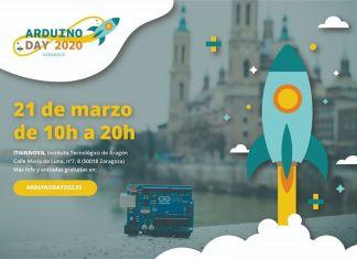 Arduino Day 2020 en Zaragoza