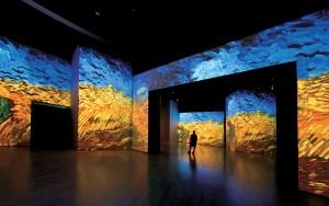 Vang Gogh Alive, exposición multisensorial