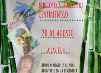 TALLER Y NARRACIÓN BIBLIOTECA CINTRUÉNIGO
