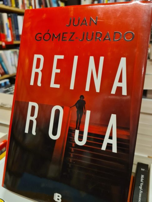 reina roja, el libro del otoño 2020