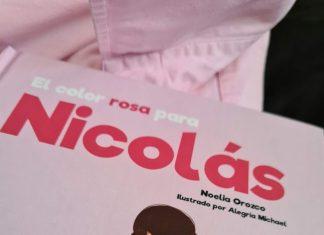 El color rosa para Nicolás