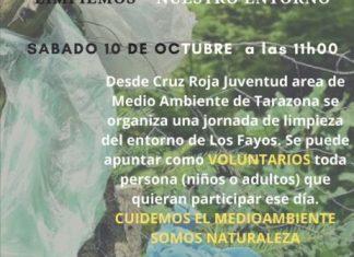 JORNADA DEL MEDIO AMBIENTE 2020 EN LOS FAYOS
