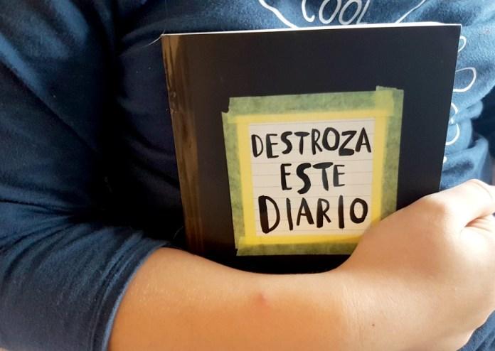 destroza este diario