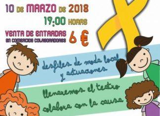 Borja, gala benefica cáncer infantil