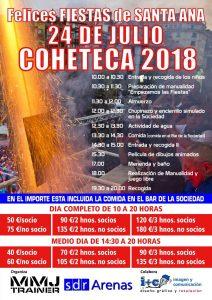 COHETECA 2018