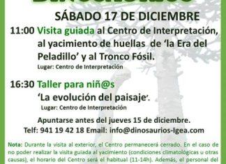 Dinosaurios Igea