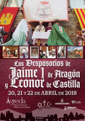 Desposorios de Jaime I de Aragón y Leonor de Castilla, en Ágreda