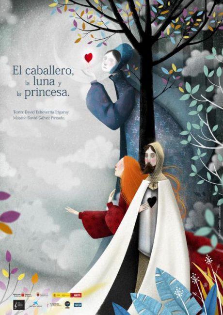 El caballero, la luna y la princesa