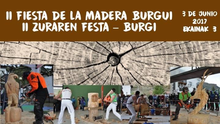 DIA DE LA MADERA BURGUI