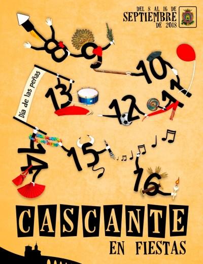 FIESTAS CASCANTE 2018