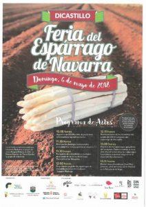 Fería del esparrago de Navarra