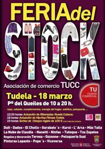 Feria del Stock Tudela marzo 2018