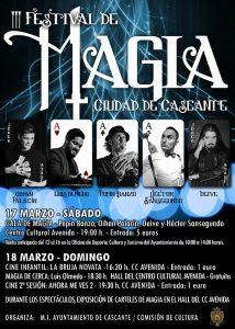 III Festival de magia Ciudad de Cascante