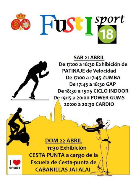 FustiSport deporte en Fustiñana