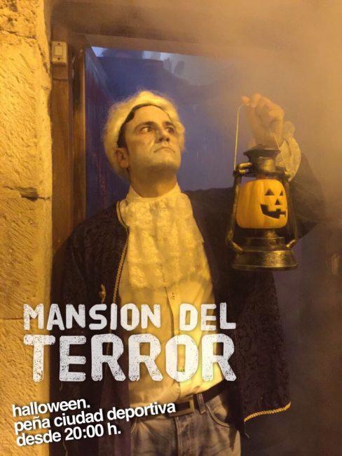 La mansión del terror