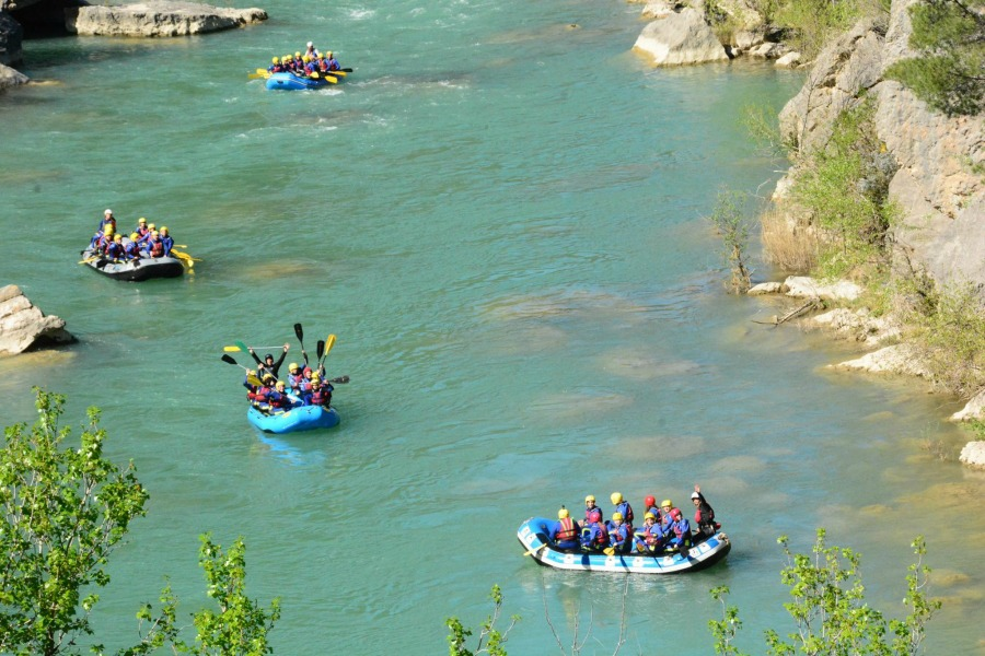 RAFTING MURILLO