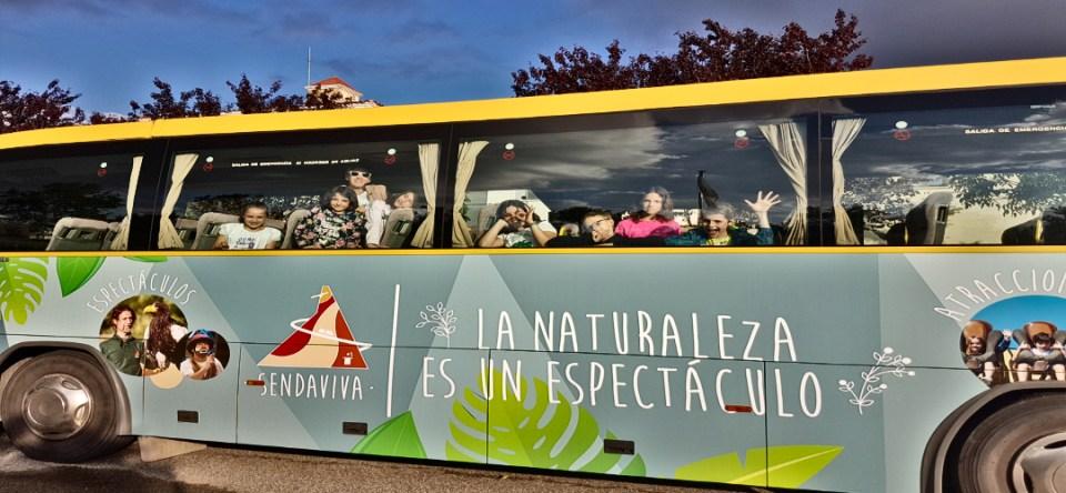 Actividades niños Navarra Senda Viva