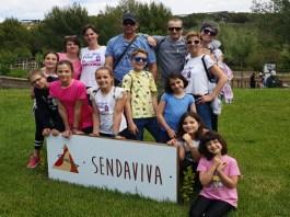 Actividades en familia Sendaviva
