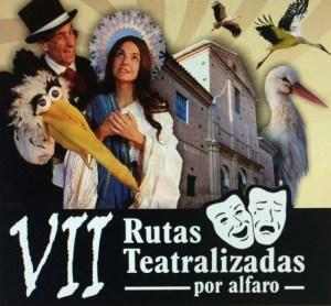 RUTAS TEATRALIZADAS ALFARO