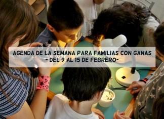 Planes con niños Navarra