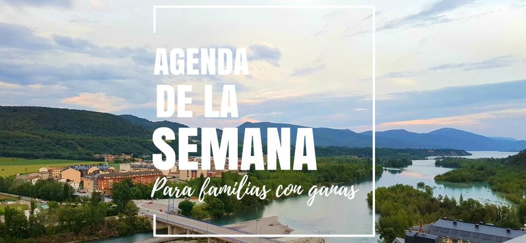 Agenda de la Semana para Familias con Ganas