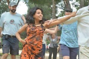 bailar con niños tudela