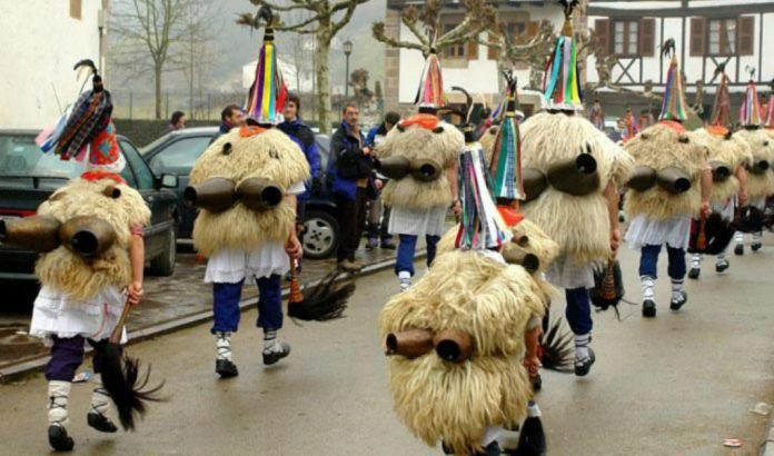Carnavales de Ituren y Zubieta