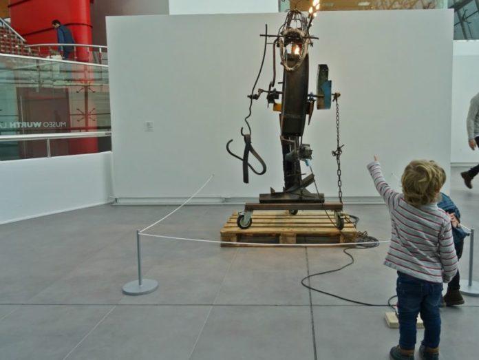 Dos exposiciones para ver con niños