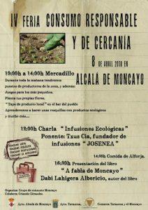 IV feria consumo responsable Alcalá de Moncayo