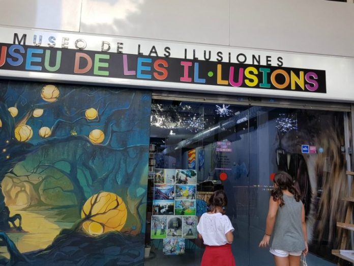 Museo de las ilusiones Barcelona