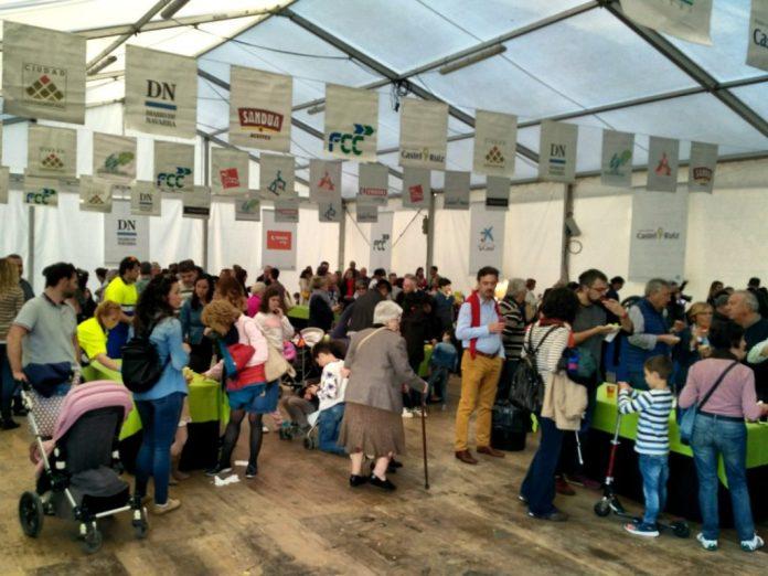 Actividades con niños en las Jornadas de las Verduras 2018