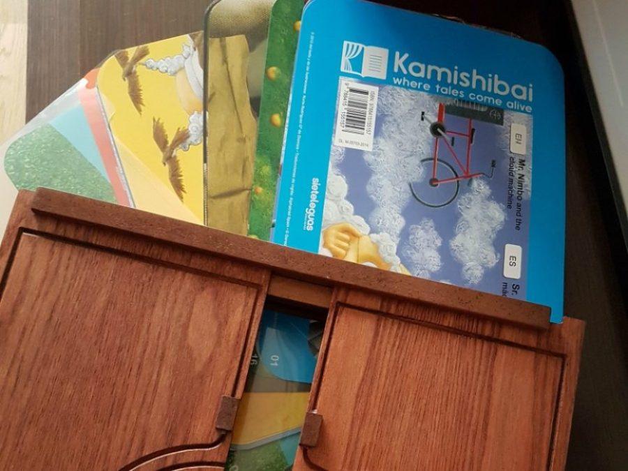 Sieteleguas y cuentos Kamishibai