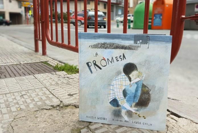 La promesa, Nicola Davies, Boolino