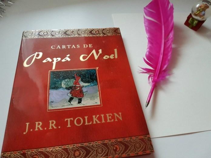 Las cartas de Papá Noel, Navidad, Tolkien