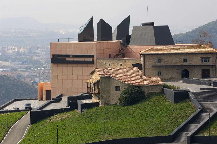 Museo Jorge Oteiza en Alzuza (Navarra)