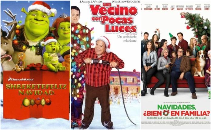 películas navideñas en familia con niños